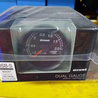 Pivot Dual gauge