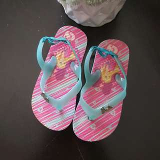 Authentic Barbie Slippers