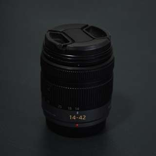 Panasonic Lumix GF-2 14-42mm Lens