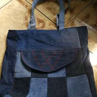 Bangkok Denim Bags