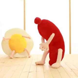 30*30小蛋黃 送人最合適