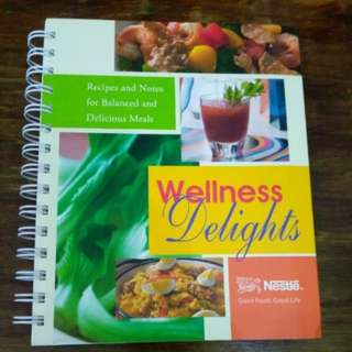 Nestle Recipe Book