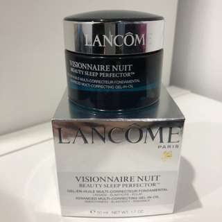 Lancôme night cream