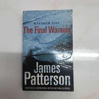 James Patterson Maximum Ride-The Final Warning