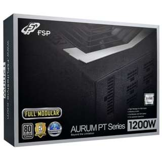 FSP Aurum PT 1200W 80+ Platinum Power Supply