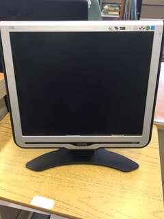 philips飛利浦17寸電腦液晶顯示器