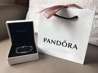 全新Pandora Love手鍊