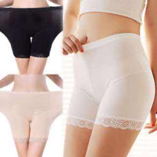 3pcs Bamboo Charcoal Safety Short Brand New