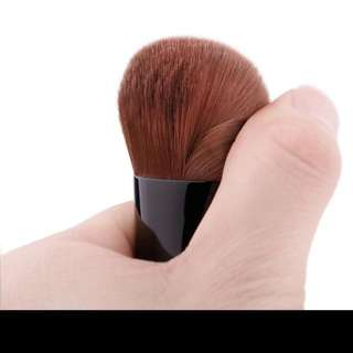 $10 1PCS powder brush professional foundation makeup brush high quality make up brushes  top brown Synthetic Hair