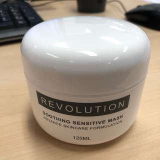 Revolution Soothing Sensitive Mask