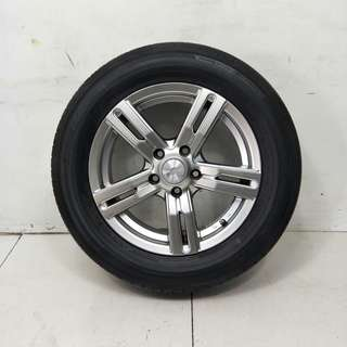 16 '' Sport Rim With Tyre 5x115 (SR959)