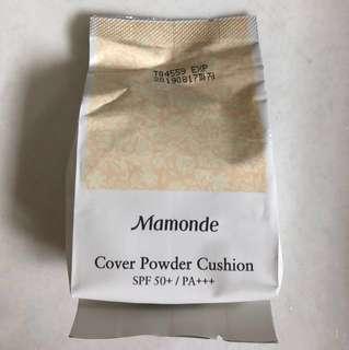 Mamonde Shade#23 Cover Powder Cushion