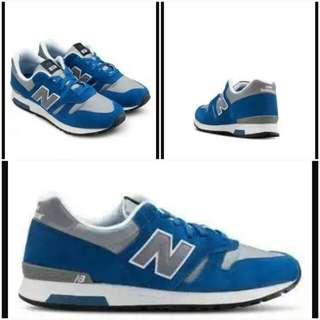 New Balance 565 trainer shoes