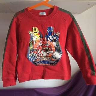 Power Rangers Sweatshirt