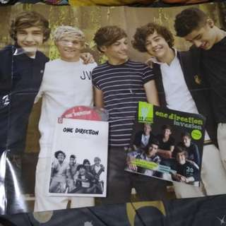 One Direction Up All Night Package