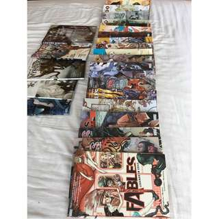 All Fables 22 Comic books