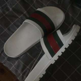 gucci slides men