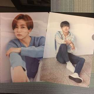 Seventeen Carat 2期會員 L-holder Scoups/Jeonghan (each)