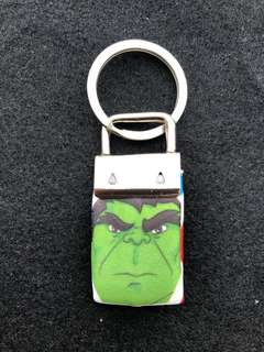 Marvel Comics Mini Key Fob
