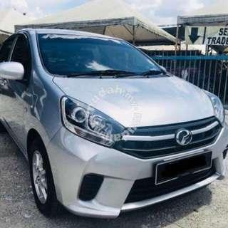 2017 Perodua Axia  1.0 (A) Like New Car