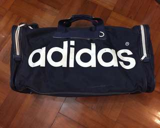 ADDIDAS travelling bag 旅行袋