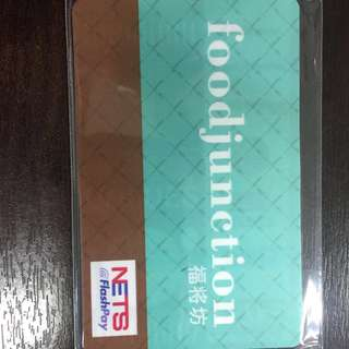 Food junction RSVP card (DISCOUNT CARD FOR 10%)