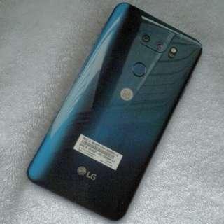 LG V30+ BLUE 128gb DUAL SIM 港行
