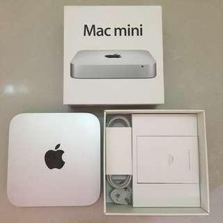 Upgraded i5 Mac Mini Late 2012 Designer / Work Desktop PC + 512GB SSD + 8GB DDR3 RAM + Intel(R) HD Graphics 4000 + Free MS Office