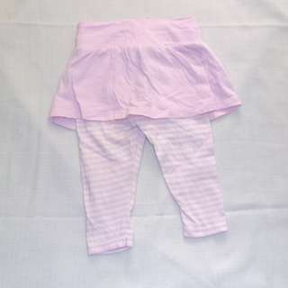Charity Sale! Authentic My Little Wonders Girl's Skirt with Tights Size Newborn to 3 months