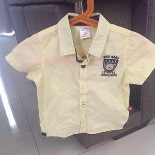Miki baby shirt