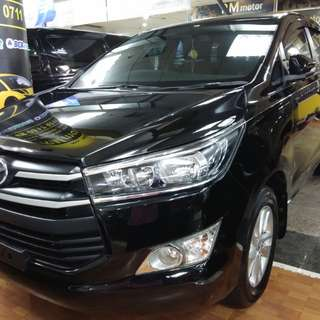 Toyota All New Kijang Innova 2.4 G 2016 Diesel
