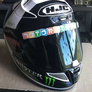 HJC Full Face Helmet RPHA11