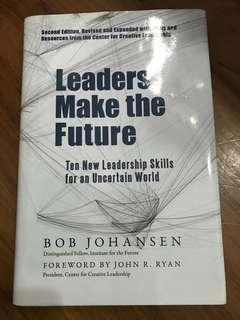 Used - Leaders Make the future...
