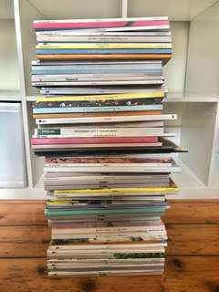 Frankie and Yen magazines bulk pile (50+)