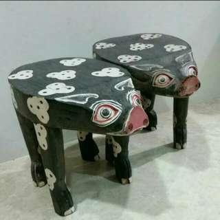 stools bali