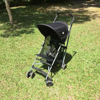 Stroller Maclaren Black condition 👍