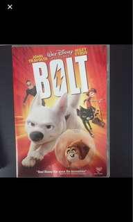 DVD - Disney Pixar Bolt