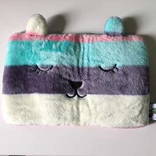 Furry pouch