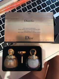 Dior nail kit