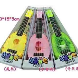 fruits ukulele
