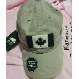 Roots Canada 1973 Apparel Embroidered baseball hat cap adjustable