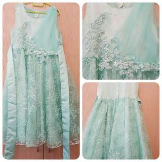Princess Dress for 10Y kids