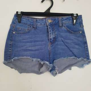 Jay jaus denim shorts