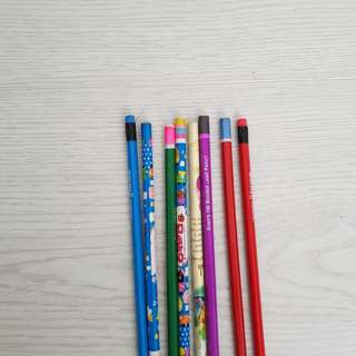 Pencils for goody bags