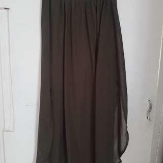 Supre maxi skirt