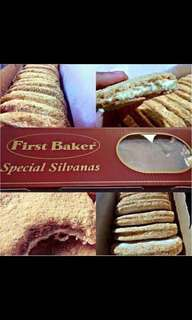 Silvanas (first baker)