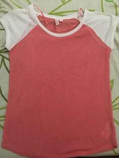Penshoppe Pink Shirt