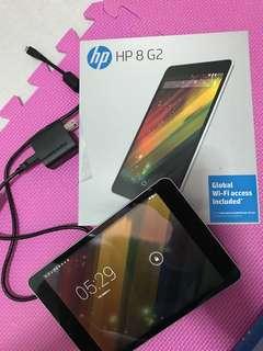 HP 2 G8