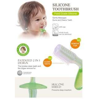 🚚 Simba Silicone Toothbrush