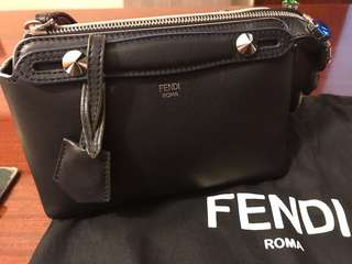 Fendi by the way mini  100% new , with dust bag